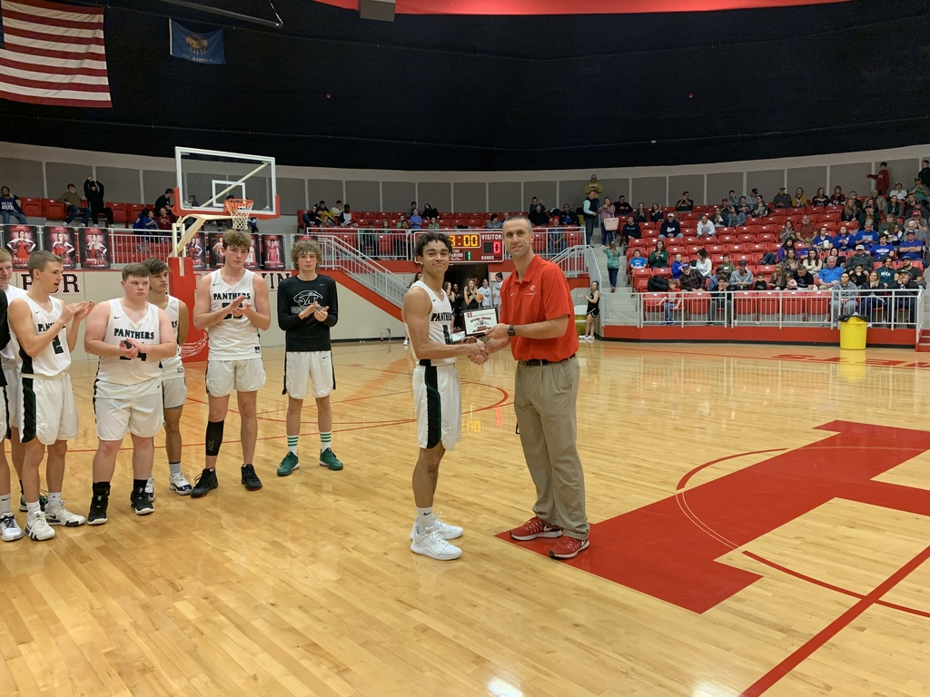Kaleb Tampkins all-tournament team.