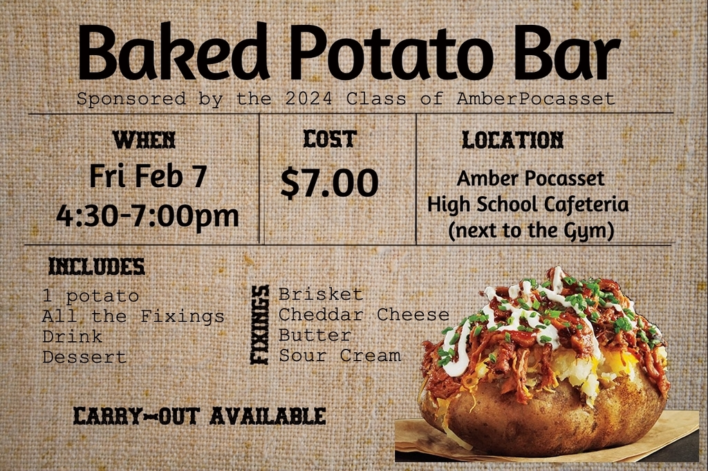 Baked Potatoe Bar